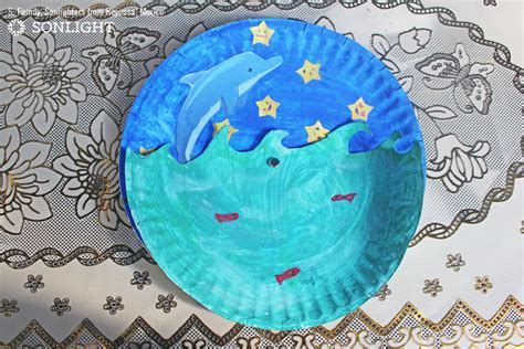 jumping dolphin craft   extensions  dolphin