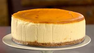 New York-Style Cheesecake Recipe Martha Stewart