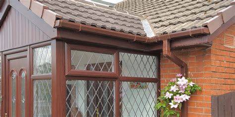 front porch upvc brick porches   star windows worcestershire