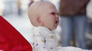Devil baby scares New Yorkers in promotional stunt for ...