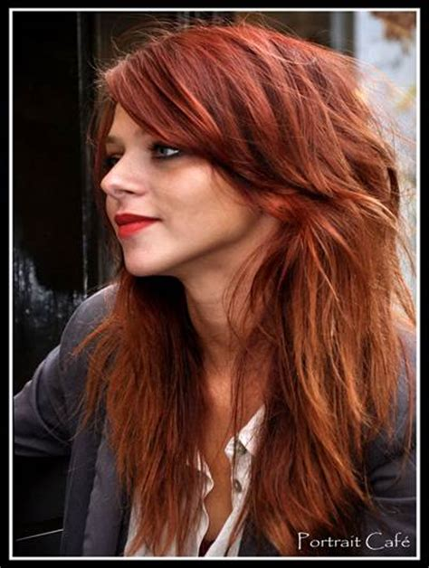 vibrant hair colors    summer holiday hairstyle