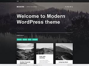 60 best free responsive wordpress themes 2016 athemes With how to make a template in wordpress