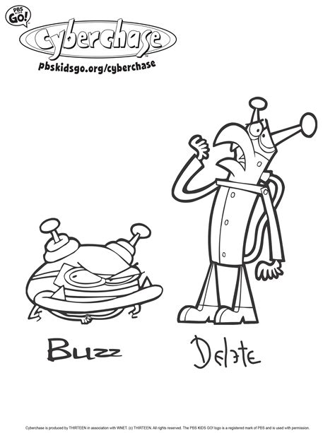 pbs coloring pages cyberchase coloring pages pbs parents