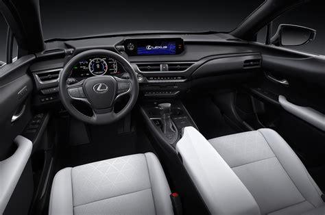 lexus ux  front interior  motortrend