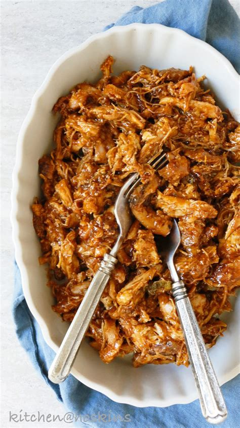 This instant pot bbq chicken is a dish that will please even the pickiest eaters. Instant Pot BBQ Pulled Chicken Sandwiches   Recipe ...
