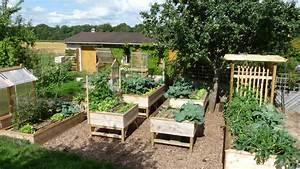 Jardin En Carré : mon potager en carr s appli jardin pinterest mon ~ Premium-room.com Idées de Décoration