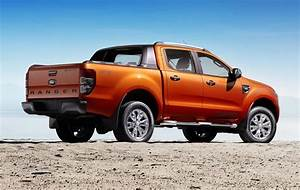Ford Ranger Wildtrak Technical Details  History  Photos On