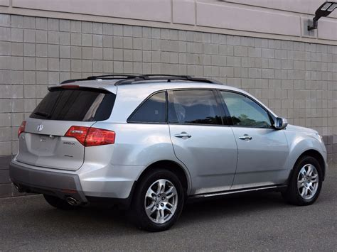 Acura Mdx Tech Package by Used 2009 Acura Mdx Tech Pkg At Saugus Auto Mall