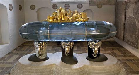 la sorprendente tumba de la reina margarita de dinamarca
