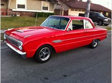 Seller of Classic Cars 1962 Ford Falcon RedBlack and