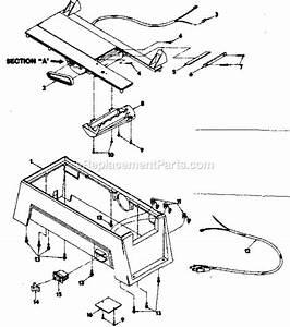 Craftsman 31523720 Parts List And Diagram