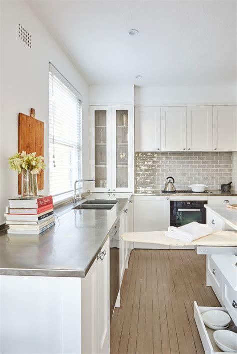 Sleek Stainless Steel Countertop Ideas Guide   Home