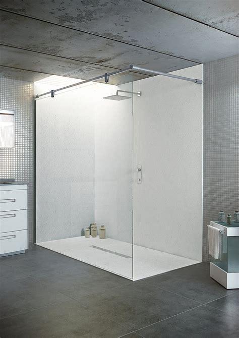 Wandverkleidung Dusche, Duschwandverkleidung; Wandpaneelen