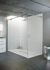 Wasserfeste Wandverkleidung Bad : wandverkleidung dusche duschwandverkleidung wandpaneelen ~ Lizthompson.info Haus und Dekorationen