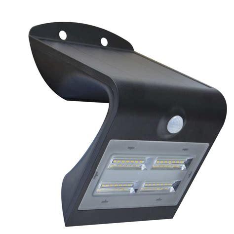 luce solare per giardino applique led da esterno ad energia solare 3 2 w ecoworld