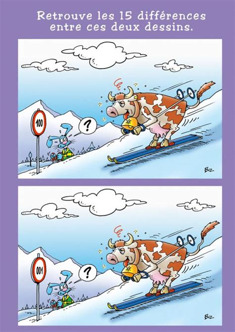 find  differences  games skiing  game