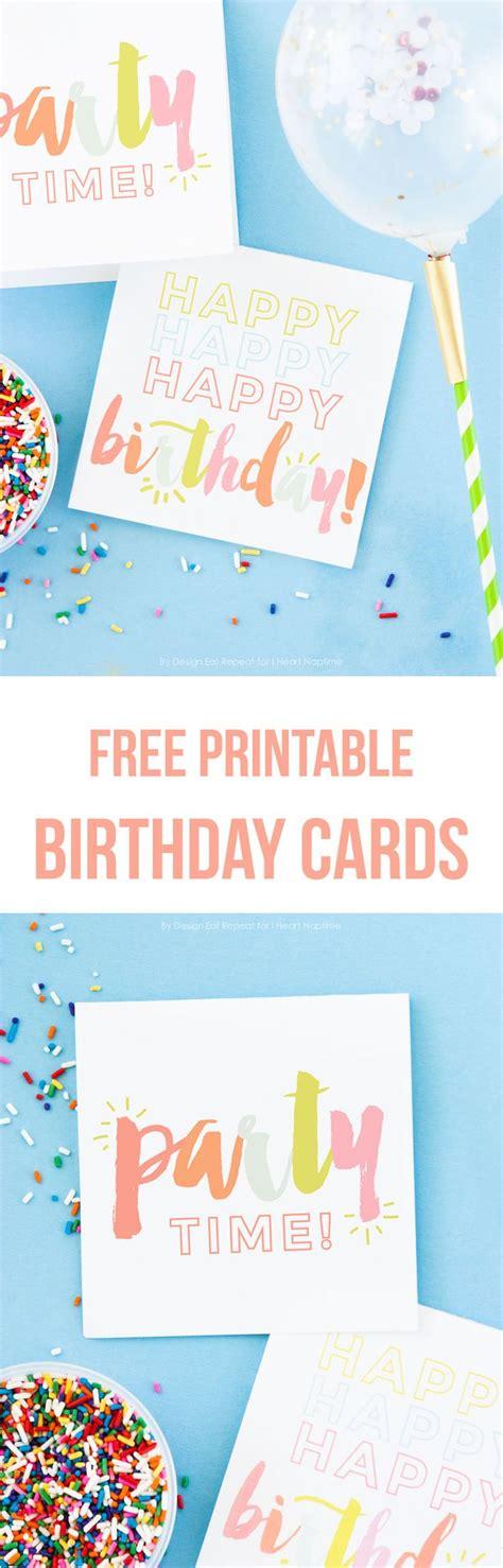 birthday card template husband adorable free printable birthday cards i naptime