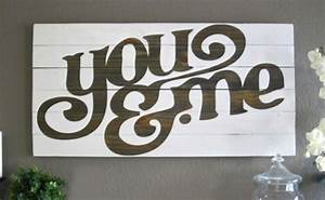 39 creative diy wall art ideas home so good With letter wall stencils for painting