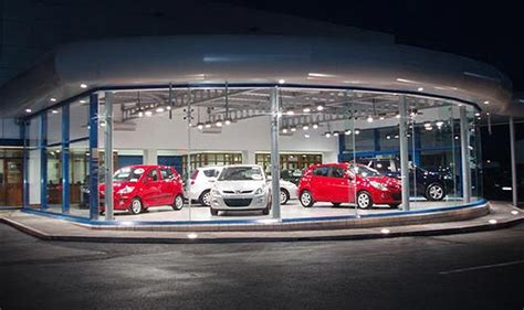 Five Things To Remember When Planning A Car Showroom
