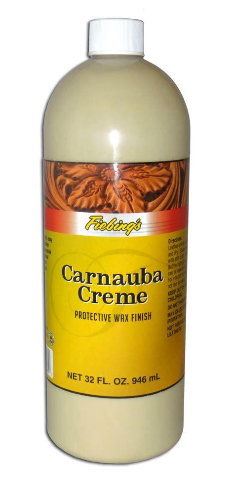 Fiebing's Carnauba Creme (1 Quart) - C250232