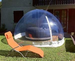 Abri Pour Spa Intex : abri piscine abris pour espaces ext rieurs dome cr ation ~ Louise-bijoux.com Idées de Décoration