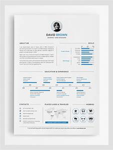 Modern CV / Resume Templates with Cover Letter | Design ...