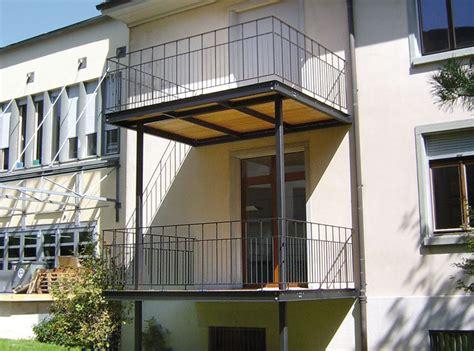 Ref Balkonanlagen Balkon Stahlkonstruktion Preis Big