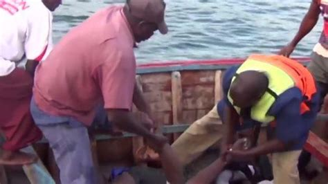 Ferry Boat Accident In Tanzania by Tanzania Ferry Sinks On Lake Victoria Leaving Dozens Dead
