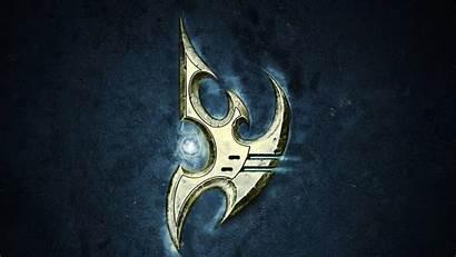 Protoss Starcraft Wallpapers Zerg Games Ii Void
