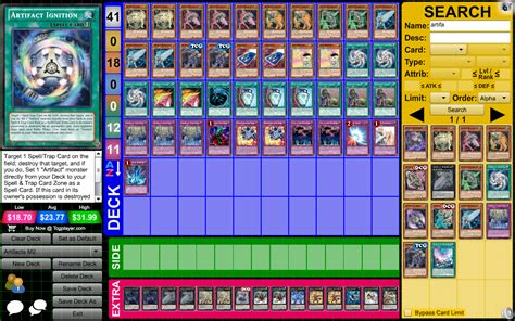Armed Deck 2015 by Light Armed Advanced Card Design Yugioh Card