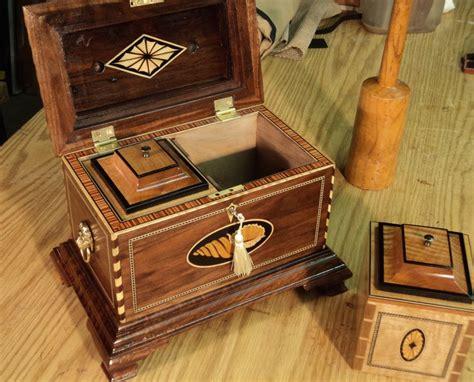 sheraton style tea caddy  bbrown  lumberjockscom