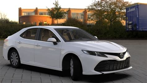 model toyota camry le  hq interior bumpers support