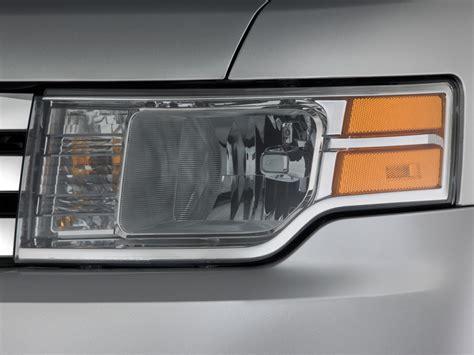 image 2009 ford flex 4 door sel fwd headlight size 1024