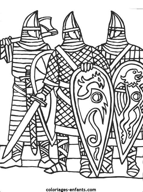 dessin de princesse et de chevalier a imprimer