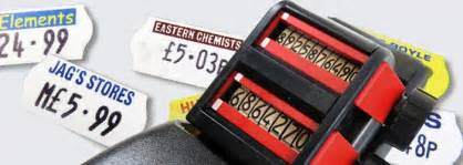 label guns price guns date labelling systems