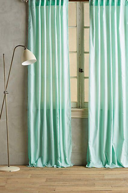 25 best ideas about mint curtains on pinterest bedroom