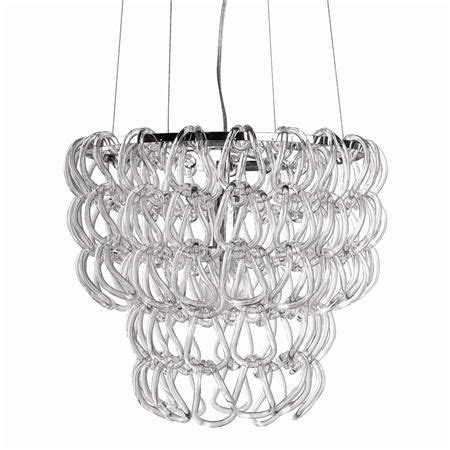 Glass Chain Chandelier by Glass Chain Chandelier In 2019 Modern
