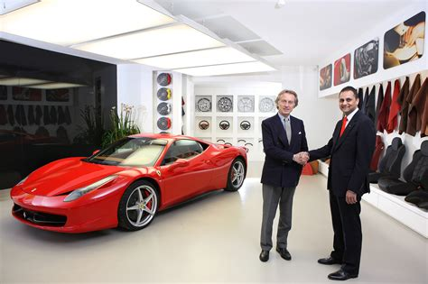 ferrari dealership ferrari appoints official importer for india