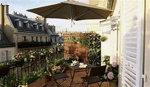 amenager un petit balcon With comment amenager un petit jardin 1 transformer et vegetaliser un patio