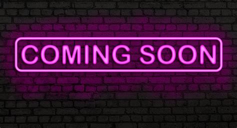 Stay Tuned For Some Exciting News Coming...