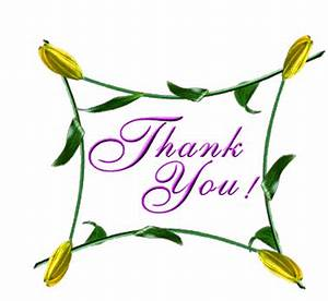 Thank You For Your Attention Animation - ClipArt Best