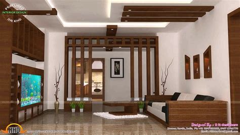 Home Interior Design by Kerala Home Interior Design Living Room
