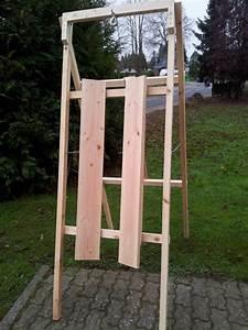 Vogelkäfig Selber Bauen : valeri zenner holzfabrik aufbrechbock mit handseilwinde ~ Lizthompson.info Haus und Dekorationen