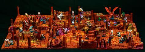 3d dungeon tiles kickstarter 3d dungeon boards by tyson koch kickstarter