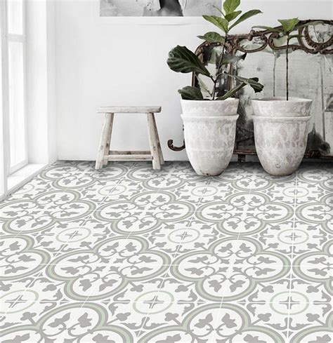 grey patterned floor tiles houses flooring picture ideas