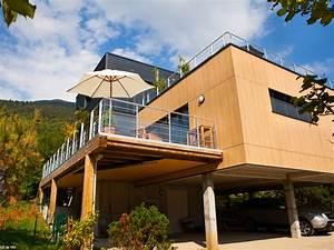 maison sur pilotis les architecteurs With construction maison sur pilotis
