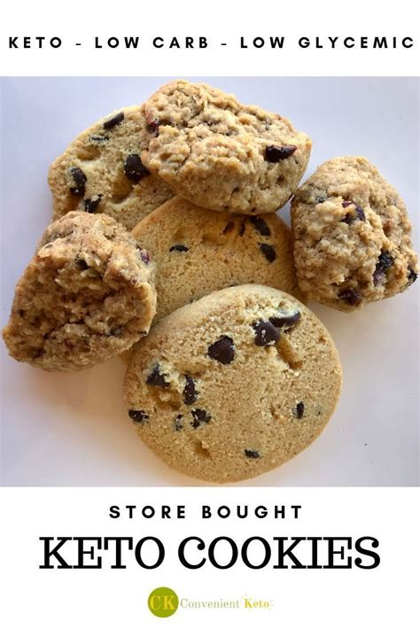 These storebought cookies contain 0 sugar, packed with big flavor, and perfect for keto diets and low carbers! The best keto cookies store bought options! We have our go ...
