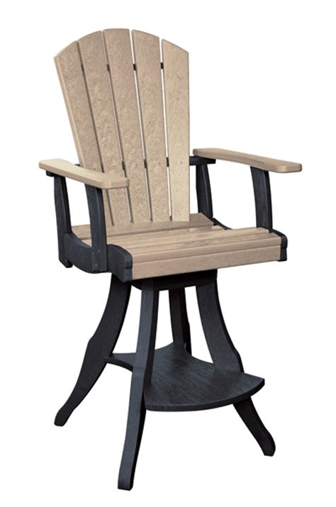 crp swivel arm pub chair gotta it inc
