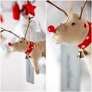 Weihnachten Nähen Ideen : anleitung und schnittmuster zum n hen von rentier anh ngern zu weihnachten weihnachten pinterest ~ Eleganceandgraceweddings.com Haus und Dekorationen