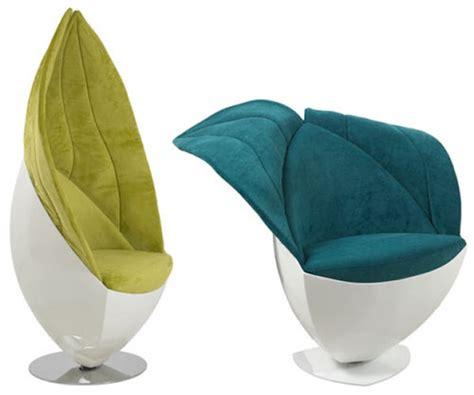 Autumn Inspiration: 10 Modern Leaf-Inspired Chair Designs